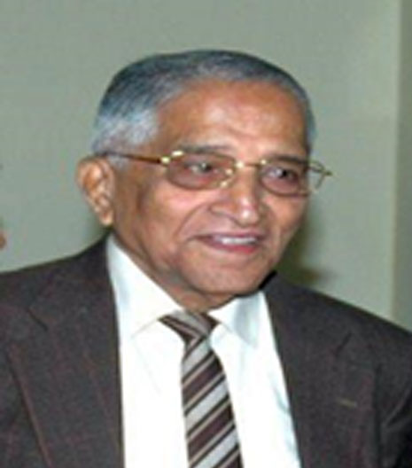 Late Dr. R.P Shenoy